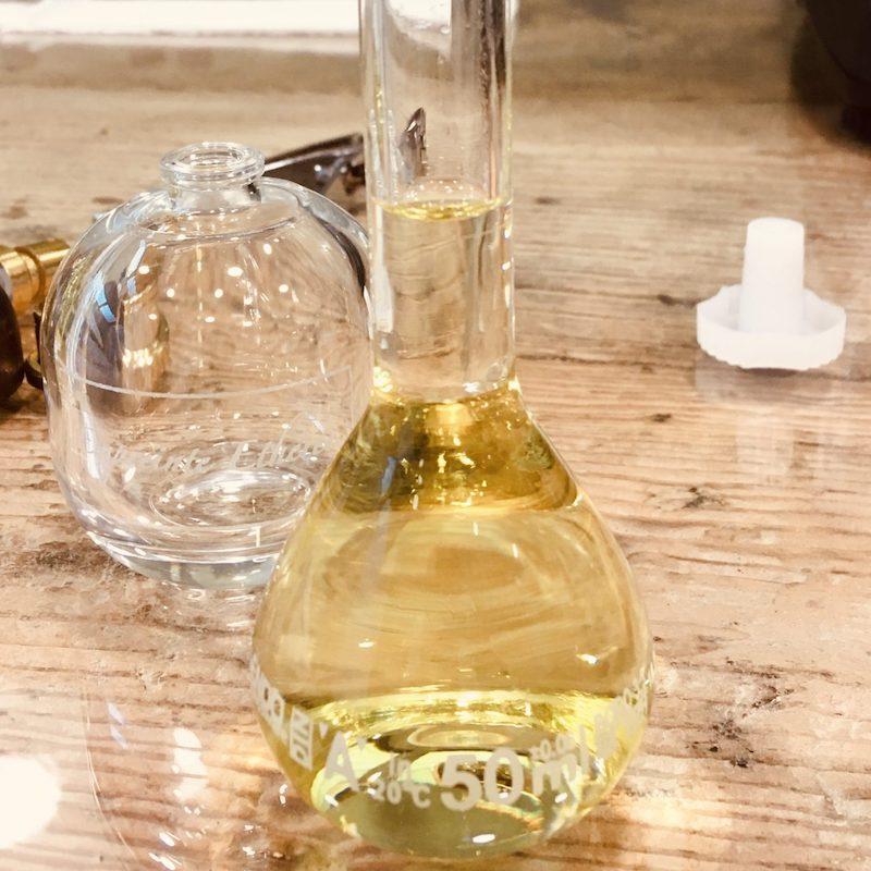 Atelier découverte Élaboration de parfums